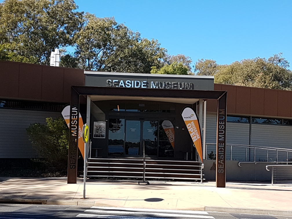 National-Seniors-Redcliffe-Visit to Museum on Bribie