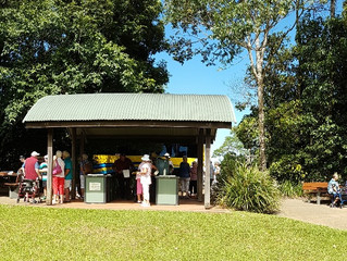 MALENY and KENILWORTH BUS TRIP