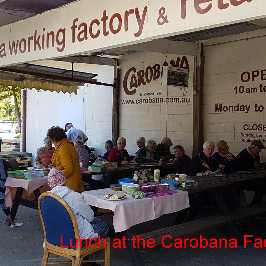 National-Seniors-Redcliffe-Carobana Factory