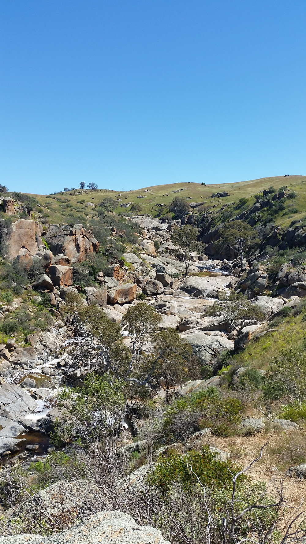 Mannum Waterfalls