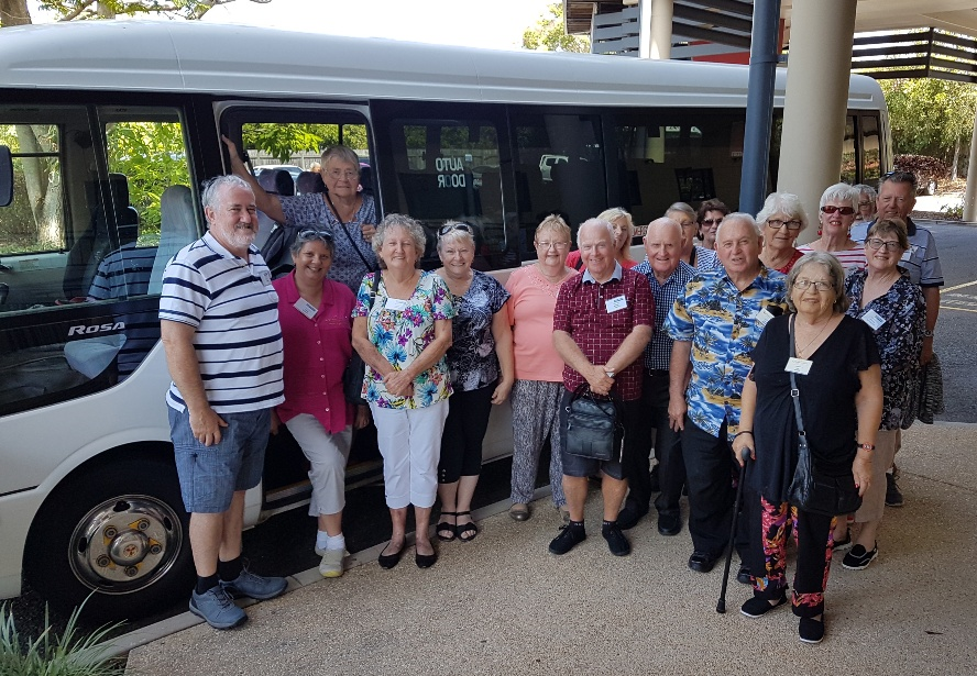 National-Seniors-Redcliffe-Tour Group