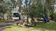 Bus trip to Country Gardens at the Carnival