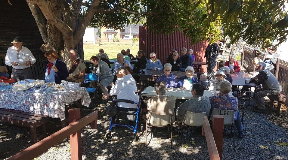 National-Seniors-Redcliffe-Morning Tea a