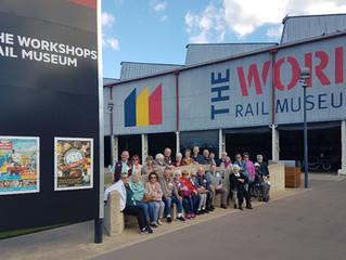 The Workshops Rail Museum Trip Bus Trip