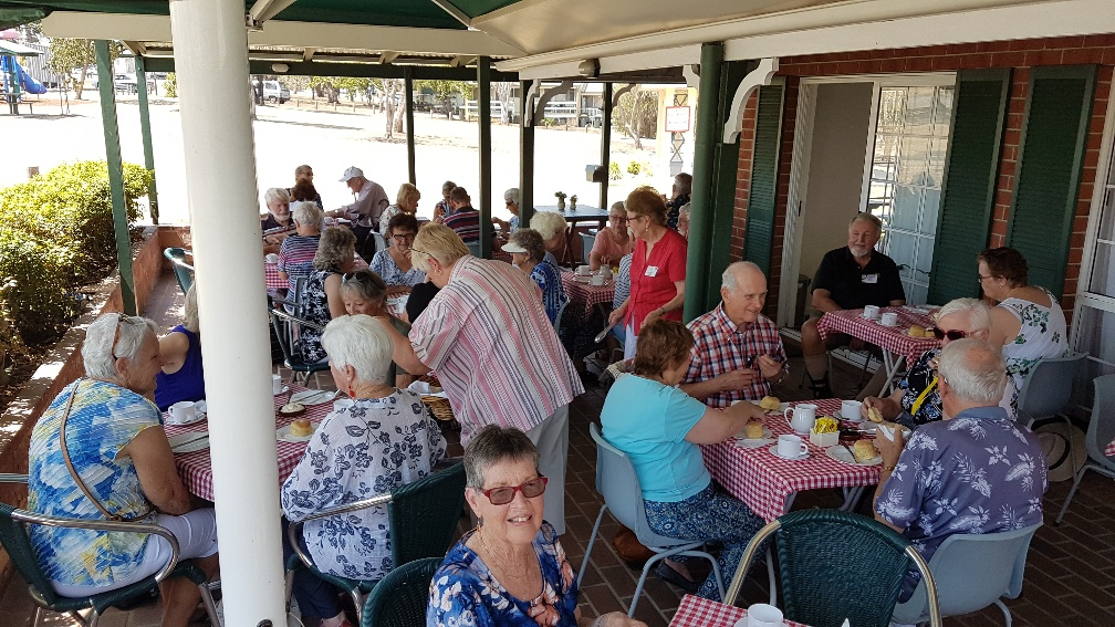 Nattional-Seniors-Redcliffe- Morning tea