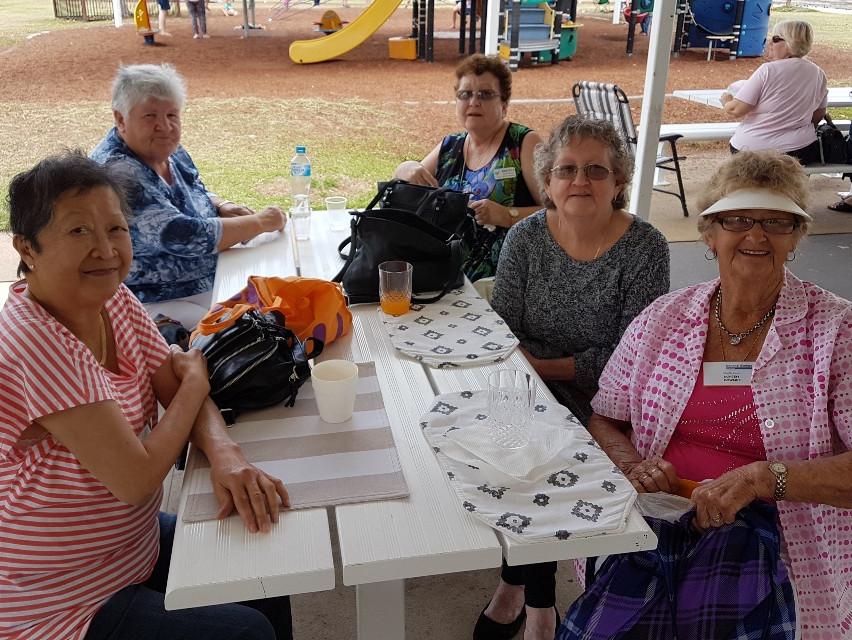 National-Seniors-Redcliffe-Oct 2018 BBQ