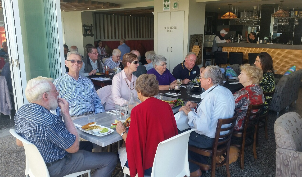 National-Seniors-Redcliffe-Lunch at Suttons Beach Pavilion 1
