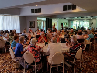 Monthly dine out - Redcliffe Golf Club