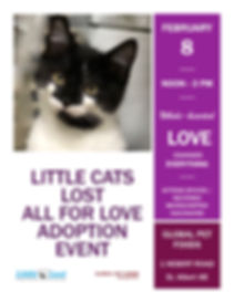 ALL FOR LOVE GLOBAL JPEG ADOPTION EVENT.