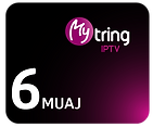 6 Muaj IPTV Tring Logo.png
