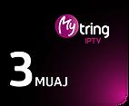 3 Muaj IPTV Tring Logo.png