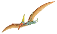 """The pterodactlys are in danger in """"Johan And The Secret Cave"""" by Bonnie Solino"""
