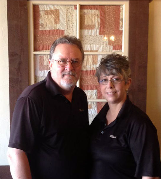 Owners, Scott and Kay Willer