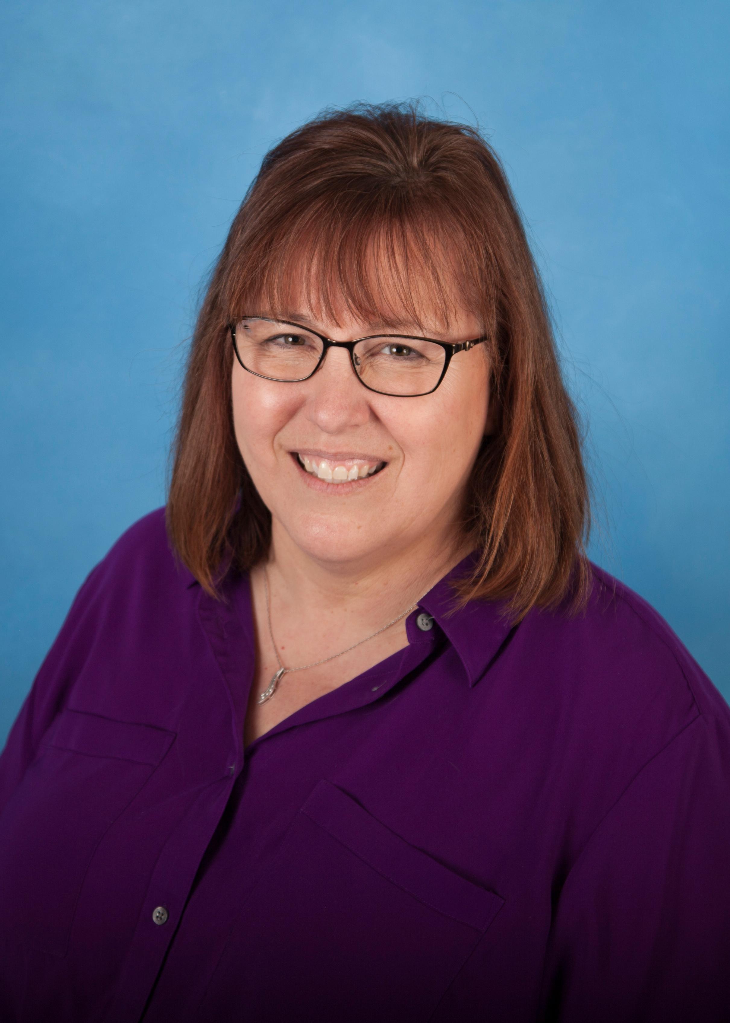 Carla Bruning, Board Treasurer