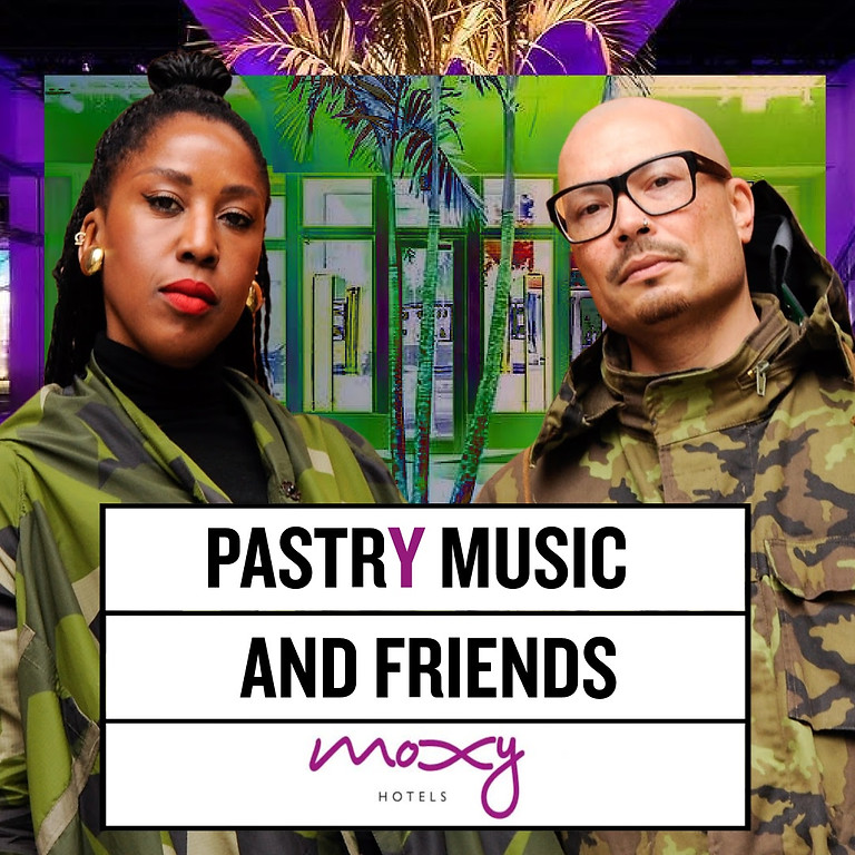 PASTRY MUSIC and friends