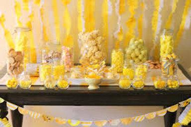 Yellow Table Sponsorship