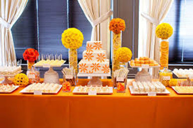 Orange Table Sponsorship