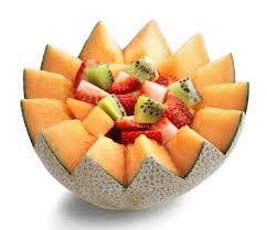 Melon exotique