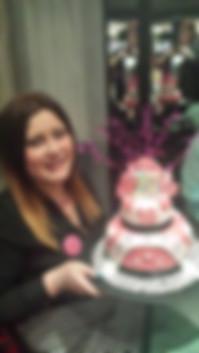 cake maker in Sheffield Bespoke cake maker