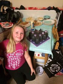 wedding cakes in Sheffield Bespoke cake maker