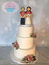 wedding cake maker in sheffield, wedding cakes decorator, wedding cake supplier