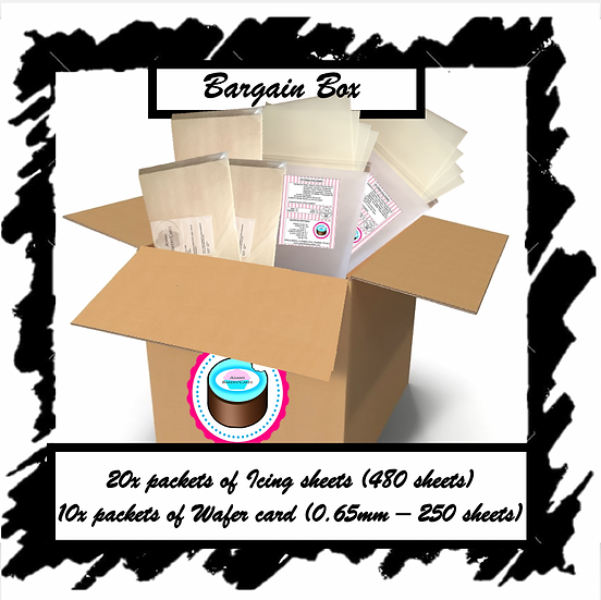 BARGAIN BOX