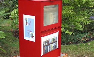 Shorncliffe Rd. Little Free Library