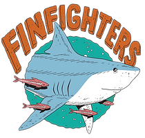 Fin Fighters UK Logo