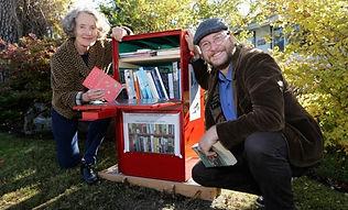 Teale Phelps Bondaroff Little Free Library Victoria