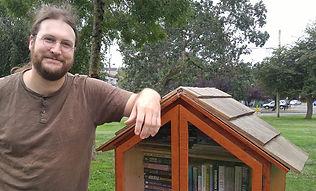 Building Community Through Little Free Libraries - Teale Phelps Bondaroff - The Tyee