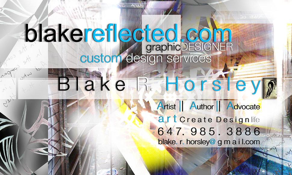 Contact Blake Horsley