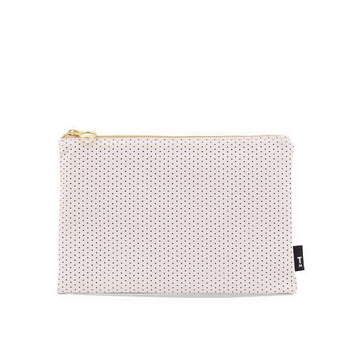 Feel Good Pouch XL - Special Edition Perforated white (6pcs)