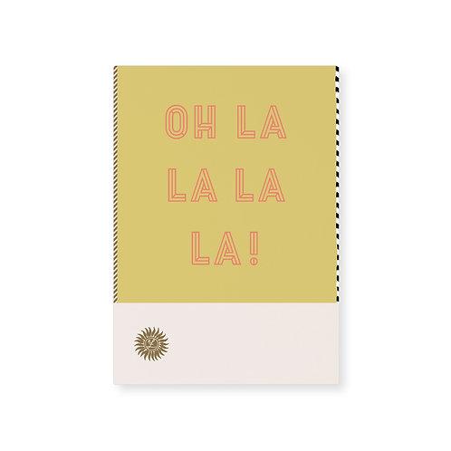 Card (10pcs) / Oh la la la la!*)