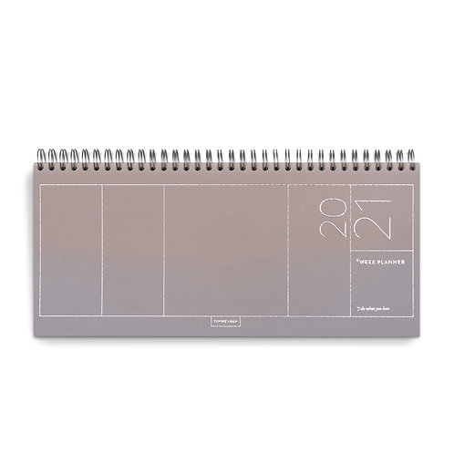 Weekly Planner 2021 (5pcs)