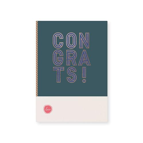 Card (10pcs) / Congrats*)