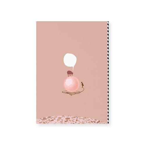 Card (10pcs) / It's my bubble *)