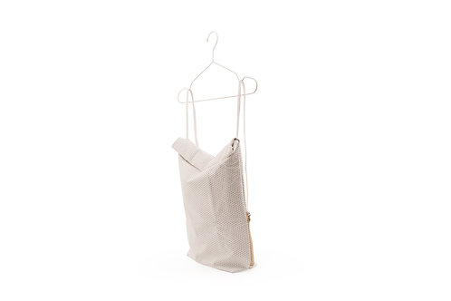Feel Good Backpack - Perforated White (6pcs)