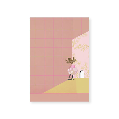 Card (10pcs) / I thought I saw you *)