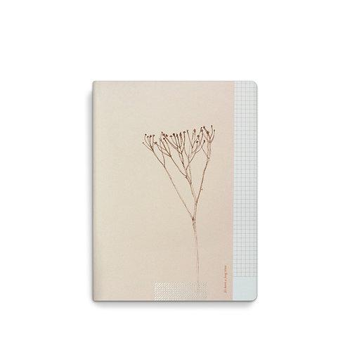 Notebook Graphic Botanique - Umbel (5pcs)