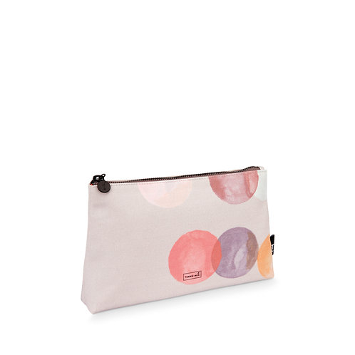 Pencil case Lilac Dots (3pcs)