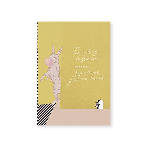 Card (10pcs) / Pinkie rabbit*)