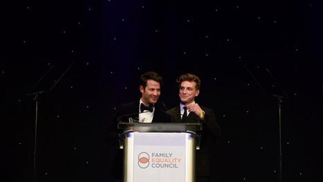 Nate Berkus & Jeremiah Brent, Family Equality Award Recipients