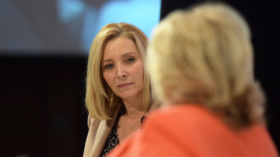 Lisa Kudrow, Wonder of Women Summit, UCLA 2018