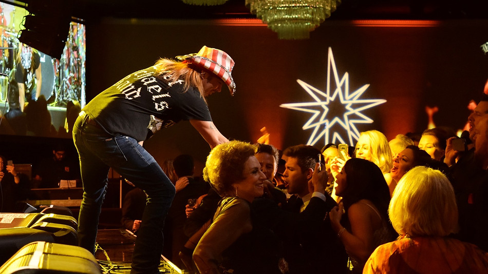Brett Michaels, Beverly Hilton 2018