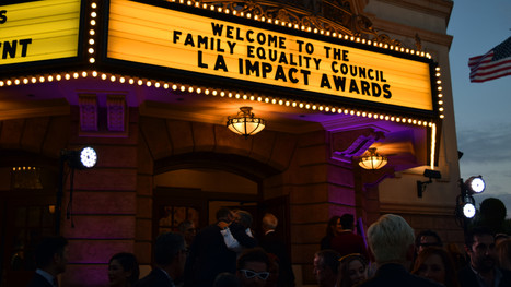 Family Equality Council Impact Awards, Universal Studios Globe Theatre, 2018