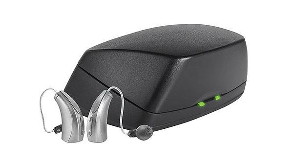 chargeur pour appareils auditifs
