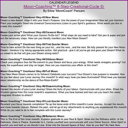 NEW MOONTH in LEO Starts 8/2/16: Moon~Coaching™ + Tarot x YOU