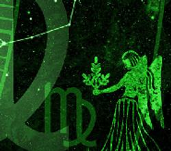 Virgo/Mercury/Goddess Asteroids