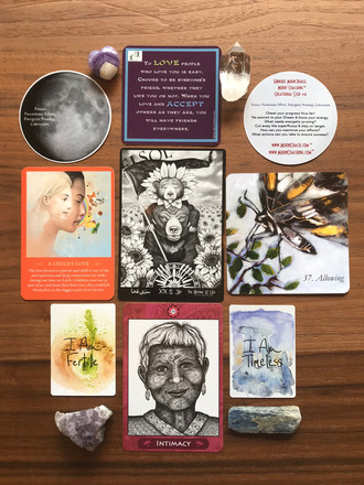 MoonCoaching™ Astro.Tarot.Ology™ Message for 8/11 to 8/15/19: