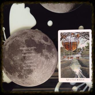 CAPRICORN Full Moon 7/19/16: Manifestation of CANCER New Moon